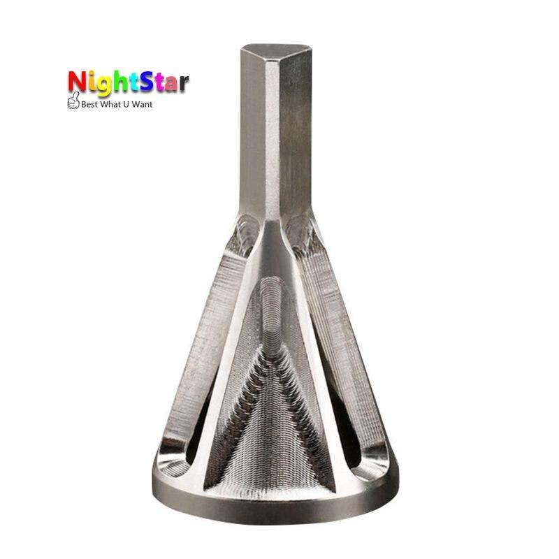 4-19mm Entgraten Externe Fase Werkzeug Edelstahl Entfernen Grat Werkzeuge für Bohrer Fase Entgraten Cutter Werkzeug