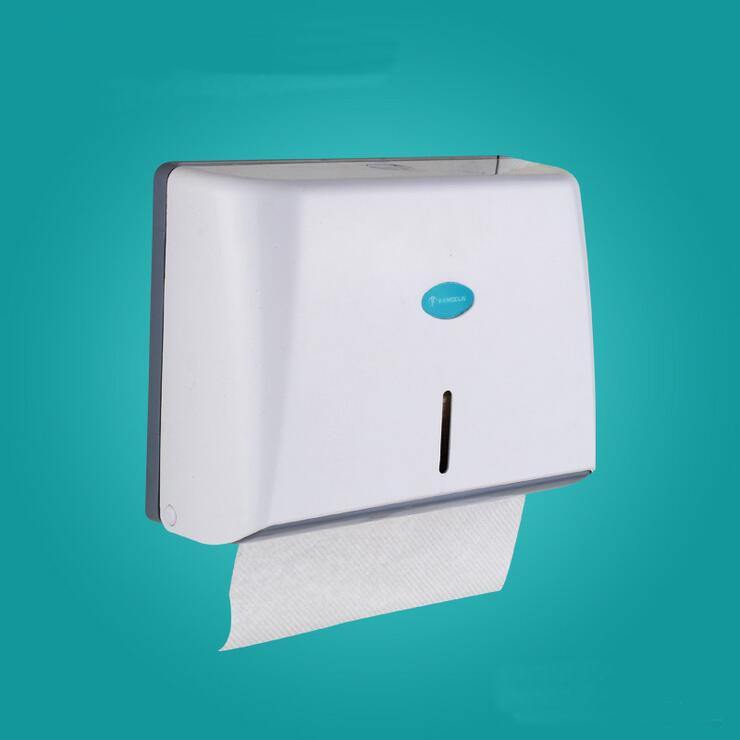 Color pull type tissue box bathroom waterproof square