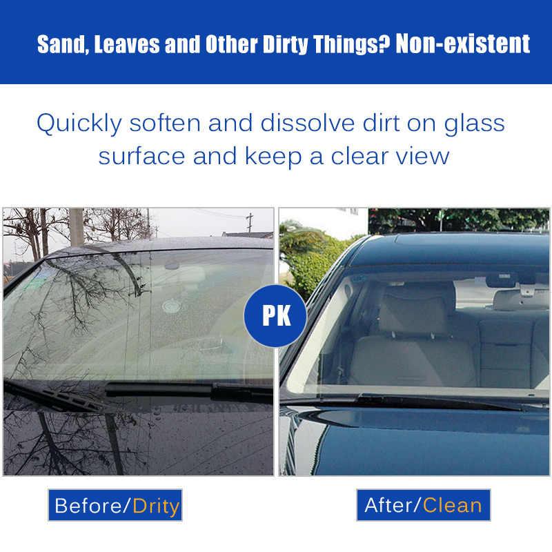 KAWOO 2019 Auto voiture pare-brise verre lavage nettoyage concentré Effervescent comprimés nettoyant voiture verre nettoyant rondelle 5 pcs/lot
