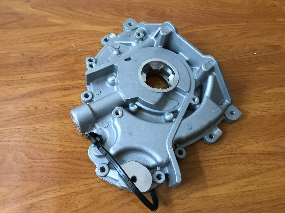 For LAND ROVER DISCOVERY 3 2.7 TDV6 DIESEL ENGINE OIL PUMP LR013487 LR007131 NEW подвеска компрессор насос oem крышка для land rover lr044026 lr044027