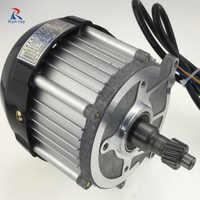 48V 60V 72V 500W 650W 800W 1000W 1200W Brushless Motor Electrico Para Bicicleta Electric Motor For Cargo three-wheeler modified