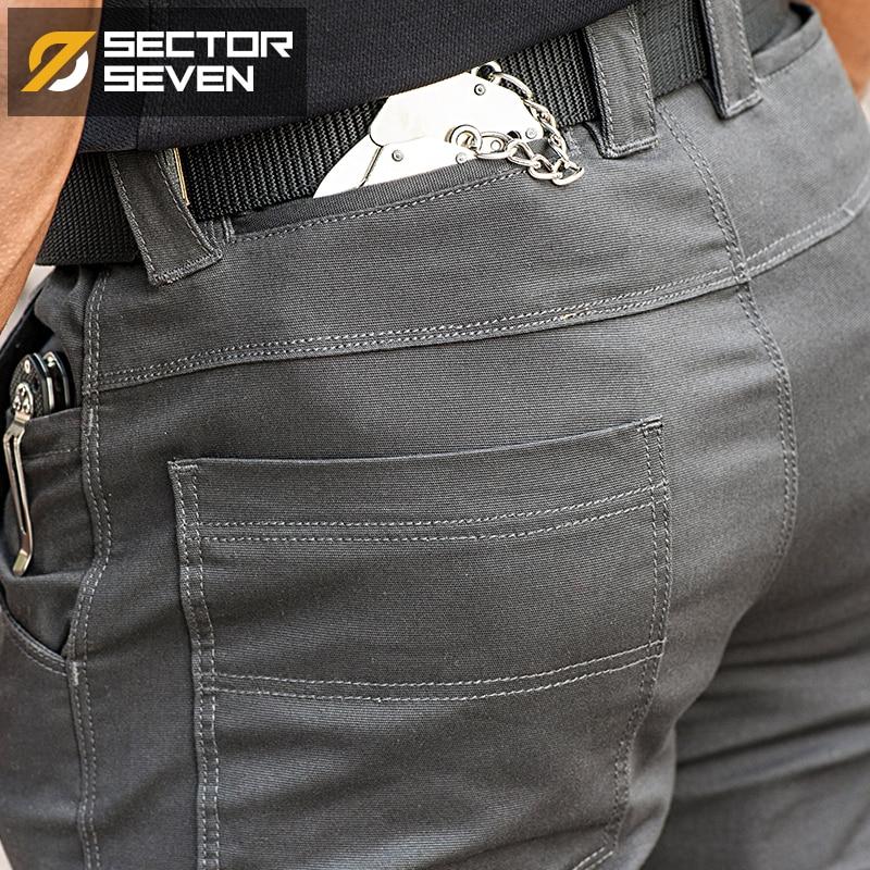 Pantallona taktike Pantallona mensi të papërshkueshëm nga uji IX6 - Veshje për meshkuj - Foto 4