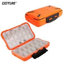 Goture высококачественная двухслойная коробка для рыболовных