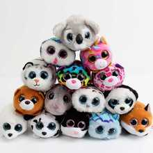 hot deal buy free shipping ems 50 pcs/lots ty beanie boos fox pig unicorn plush toy doll stuffed &plush mini tsum animals girl birthday gifts