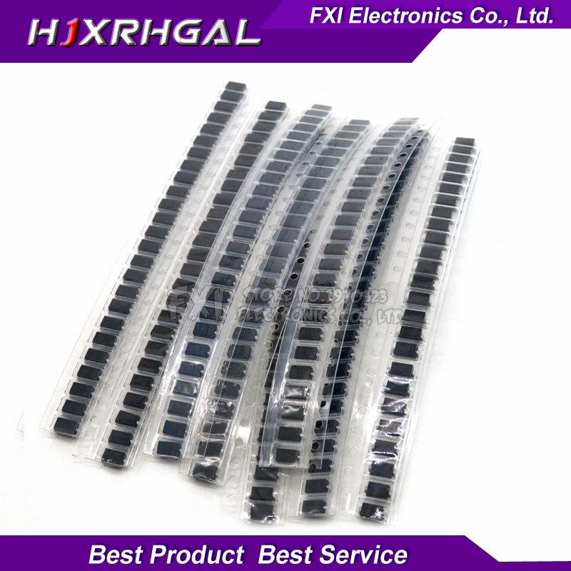 8values 200pcs M1 1N4007 M4 M7 SS14 SS16 SS24 SS34 RS1M Elec