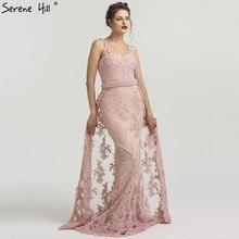 SERENE HILL Sexy Long Saudi Arabia Mermaid Party Dresses