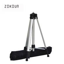 Zokoun 750 г Вес 1.5 м максимальная высота 5/8 нить покрытием алюминиевой высокое качество стоять или штатив для 360 ротационный лазерный