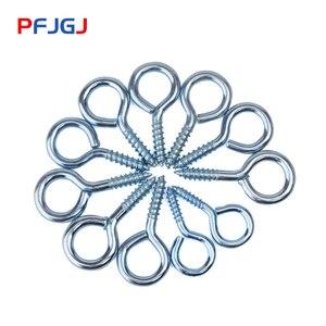 Peng Fa 1-14 открытый тип резьбовой крюк/легкий крюк Самонарезающий крючок/закрытый тип крючок для сидения на овечьем глаза/Кольцо/винт для овечьего глаза