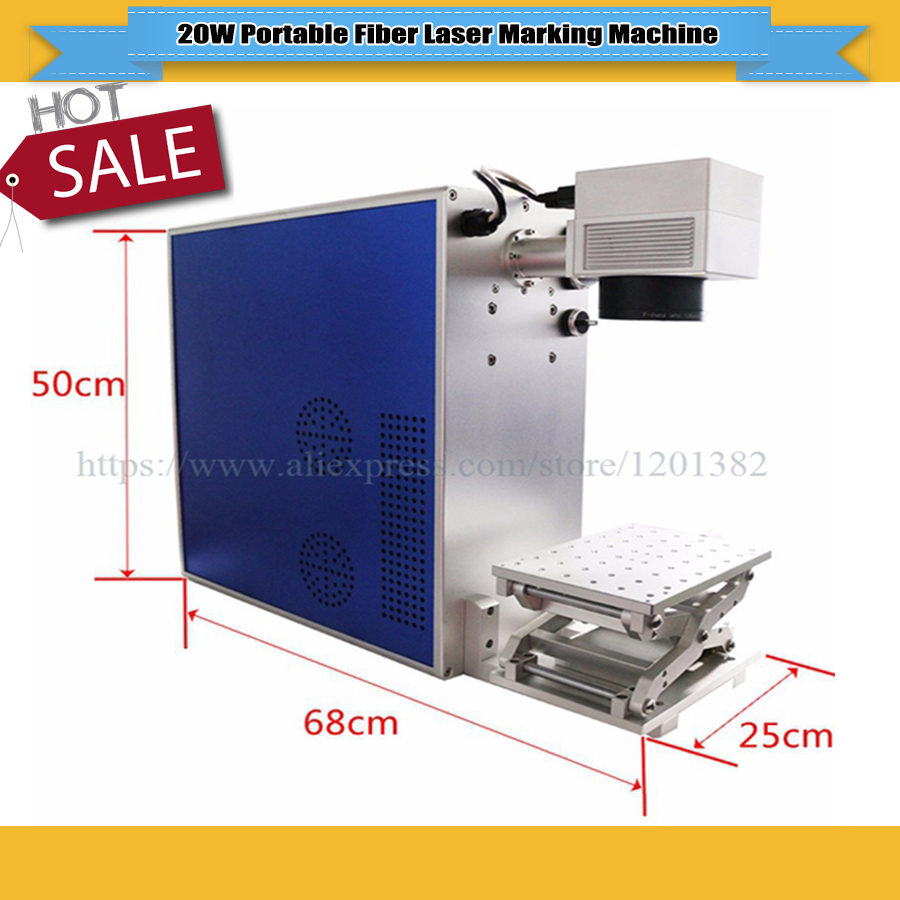 Cheap Cnc Fiber Laser Marking Machine Portable Fiber Laser