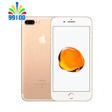 Б/у разблокированный Apple iPhone 7plus 5,5 дюймов 3 ГБ ОЗУ 32 ГБ/128 ГБ/256 Гб Двойная камера МП 4G LTE отпечаток пальца б/у телефон