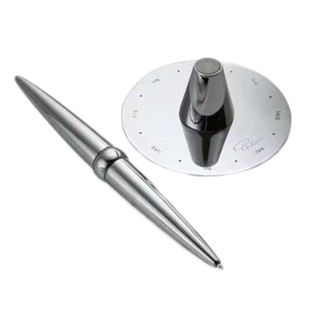 Spin Decision-Making Pen New Office Staff Stress Relievers Toys Decision pen/ Modular Magnetic Office Pen
