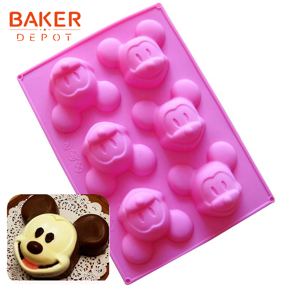 Cake Muffin Mold Cookie Bake Jelly Mould Kitchen Baking Pastry DIY Moulding Tool