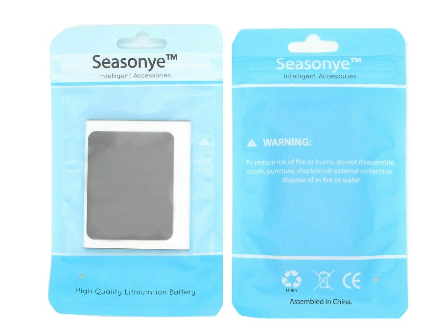 Seasonye Brand New 1550mAh / 5.74Wh PSP3458 DUO / PSP3458DUO Replacement Battery For <font><b>Prestigio</b></font> Wize N3 PSP <font><b>3458</b></font> DUO image