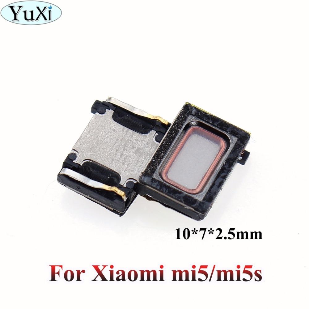 YuXi 2PCS/Lot For Xiaomi Mi5 Mi 5 Earpiece Speaker Earphone Speaker Receiver
