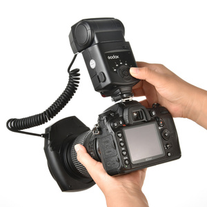 Image 3 - Godox ML 150 GN10 49 52 55 58 62 67 مللي متر محول العدسة خواتم ماكرو خاتم فلاش Speedlite لكانون نيكون بنتاكس أوليمبوس كاميرات DSLR