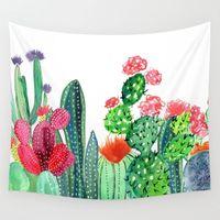 India Mandala Hanging Cloth Tapestry Nordic Plant Floral Pattern 130X150CM Background Wall Sofa Towel Yoga Beach