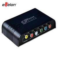 effelon HDMI to 1080P Component Video (YPbPr) Scaler Converter Supporting Coaxial Audio Output