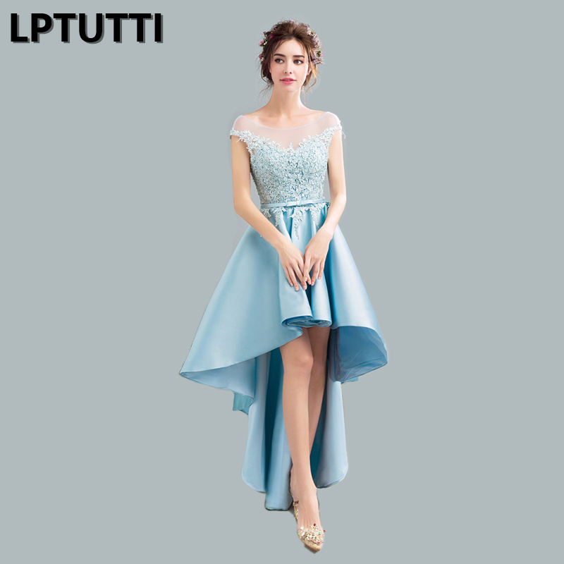 LPTUTTI Lace Embroidery New For Women Elegant Date Ceremony Party Prom Gown Formal Gala Events Luxury Long Evening Dresses