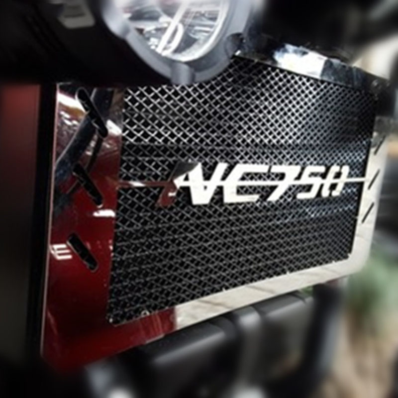 For HONDA NC700X NC700S NC750X NC750S NC 700X 700S 750X 750S Motorcycle Radiator Grille Cover Guard Stainless Steel ProtectionFor HONDA NC700X NC700S NC750X NC750S NC 700X 700S 750X 750S Motorcycle Radiator Grille Cover Guard Stainless Steel Protection