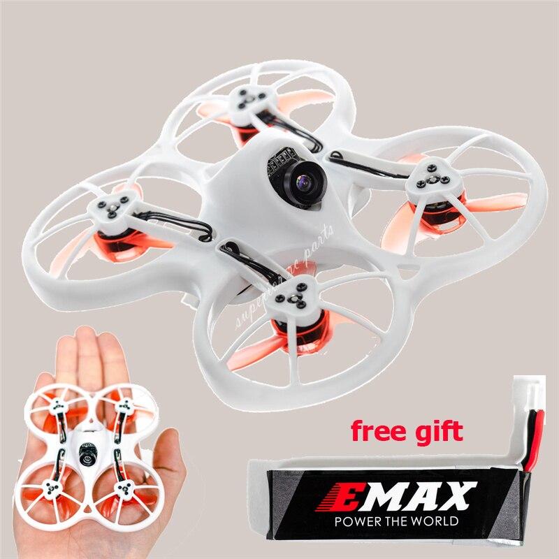 Emax Tinyhawk intérieur FPV course Drone BNF F4 4in1 3A 15000KV 37CH 25mW 600TVL VTX 1 S-