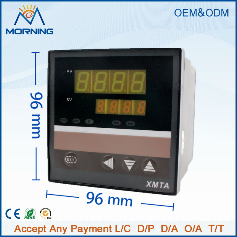 XMTA 9000 Panel size 96*96 switch power supply 85-265VAC LED display PID Temperature Regulator / XMT9000 temperature thermostat