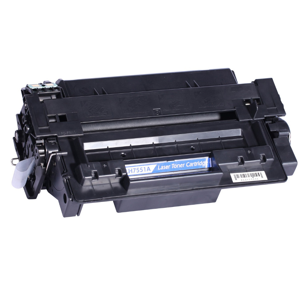 6500 pages BLACK Third Party Brand Compatible for HP Q7551A 51A For HP LaserJet P3005 P3005D