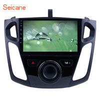 Seicane Quad core 9 HD Android 8.1 Car Radio GPS Navigation System Multimedia Player For 2011 2012 2013 2014 2015 Ford Focus