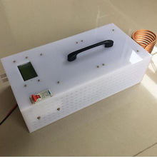 Induction Heater High Frequency Induction Heating Machine Metal Smelting Furnace Welding Metal Quenching Equipment
