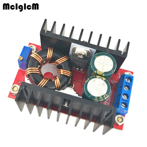 Image 1 - MCIGICM 20 stücke 150 W Power Boost converter Modul 150 W Auto power 10 32 V Drehen 12  35 V Boost modul Heißer verkauf