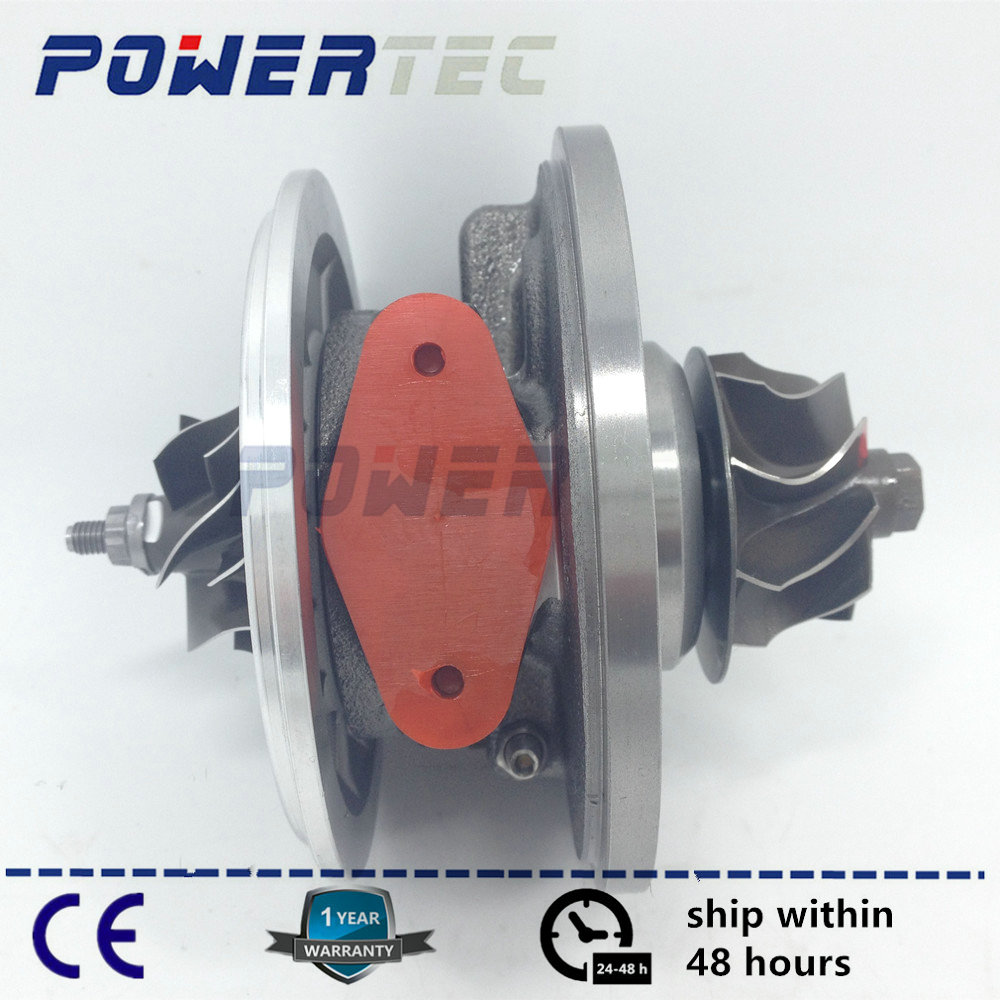 Turbo charger GT1749V turbine cartridge core CHRA for Volkswagen Bora Golf IV 1.9 TDI ASZ 130HP 716860-5004S / 720855-5006S turbocharger gt1749vb turbine cartridge core chra turbo for volkswagen golf iv bora 1 9 tdi arl 150hp 038253016g 721021 0008