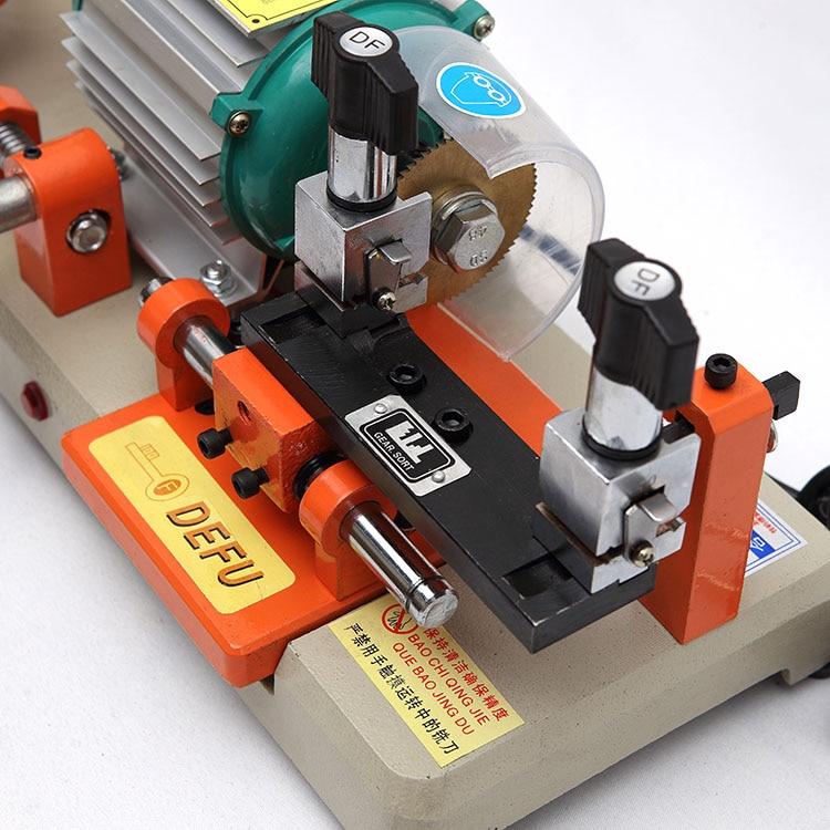 Defu Cutter 238BS Máquina de corte de llaves de doble cara - Herramientas manuales - foto 4