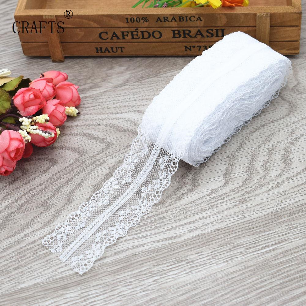 HTB1qayhiHuWBuNjSszgq6z8jVXaN New! 10 yards beautiful lace ribbon, 3.8 cm wide, DIY decoration accessories, holiday decorations