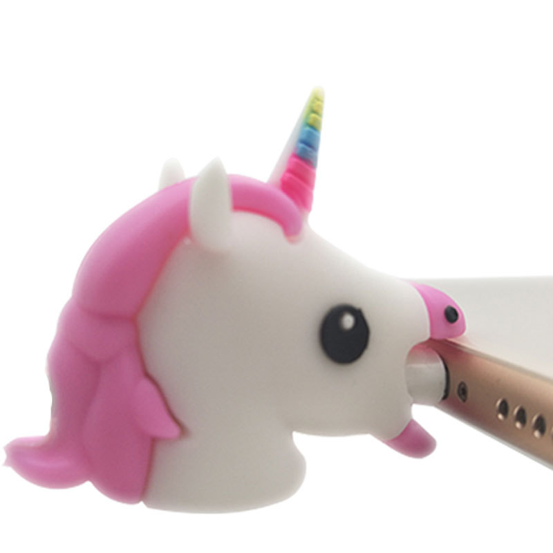 1Pcs-Cute-Animal-unic-Cable-Protector-Cord-Wire-Cartoon-Protection-Mini-Silicone-Cover-Charging-Cable-Winder (2)