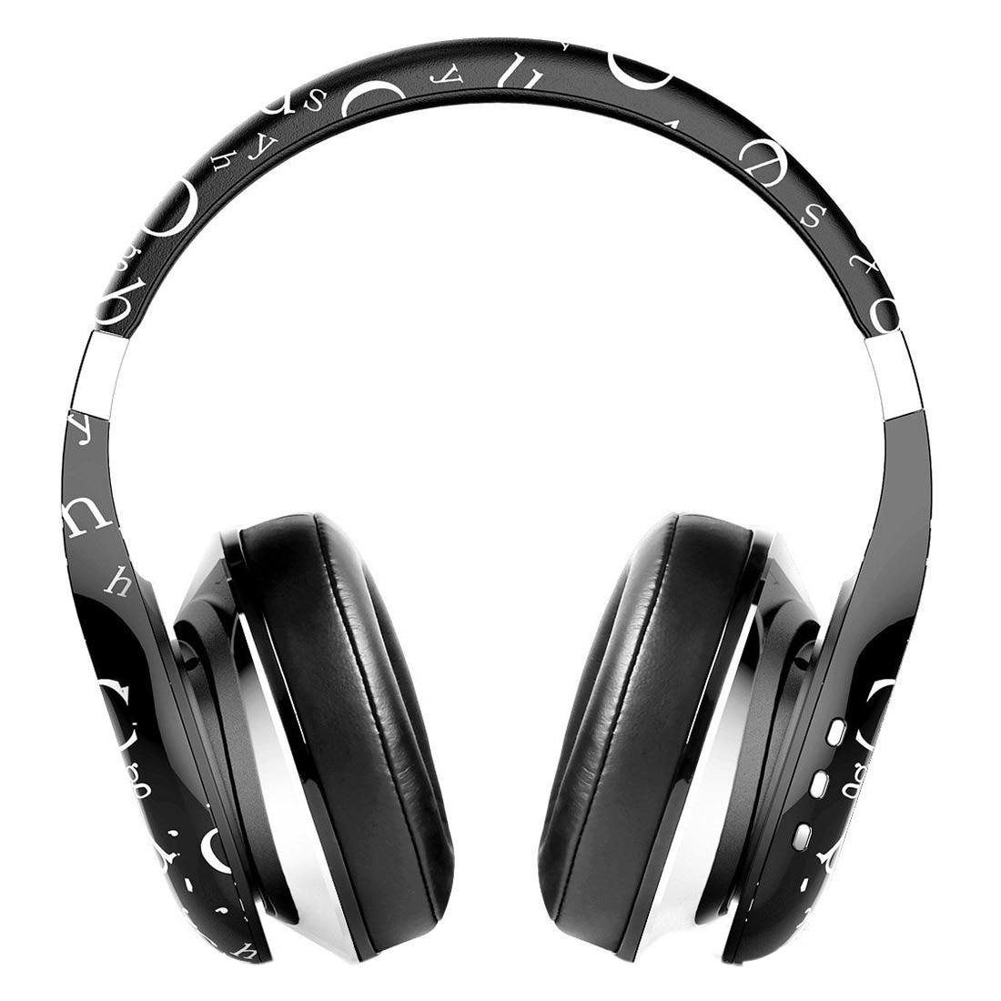 Bluedio A (Air) élégant casque sans fil Bluetooth avec micro (noir) - 2