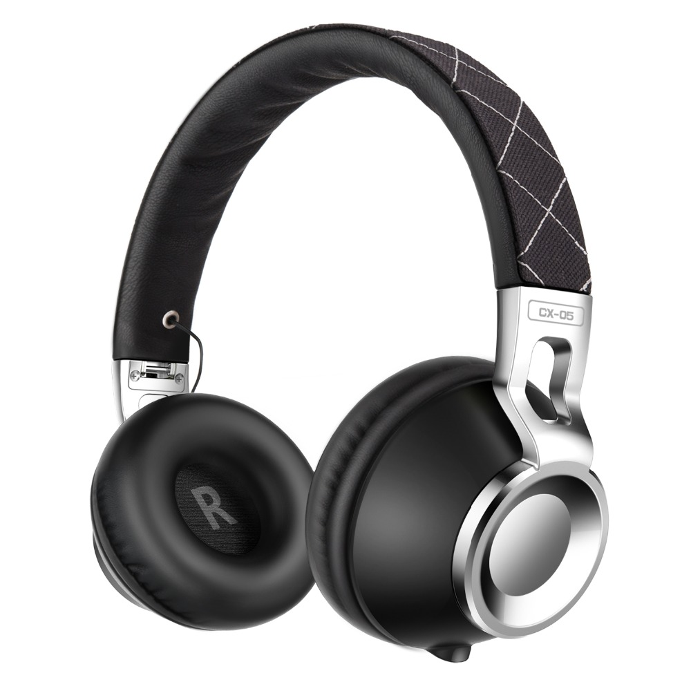 Sound Intone CX-05 Stereo Bass Headphones HIFI Sound Wired Headphone Metal Music Earphones With Mic Gaming Headset For Computer sound intone c18 adjustable over ear headpones wired hifi sound stereo headsets with microphone for phone music computer gaming