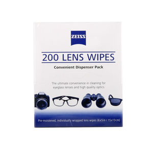 Image 3 - Zeiss ~ Pre Moistened Lens Cleaning Wipes dust cleaner camera optica camera lens cleaner