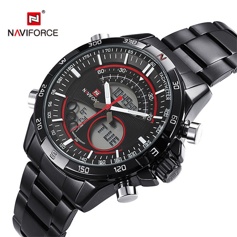 aliexpress buy brand naviforce steel quartz