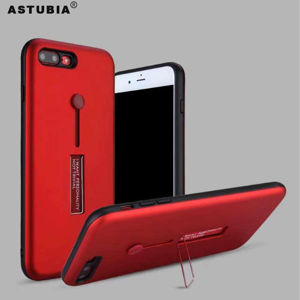 ASTUBIA para Huawei P inteligente para Huawei P20 Pro caso Stealth soporte titulares de anillo para Huawei P20 lite P20 P10 Plus