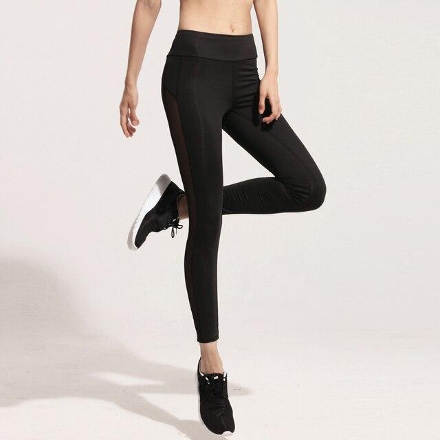 de7c670702ea8 Women's Leggings Fashion Mesh Patchwork Leggings Female adventure time  Elastic Fashion Workout fitness Leggings Women S-XL