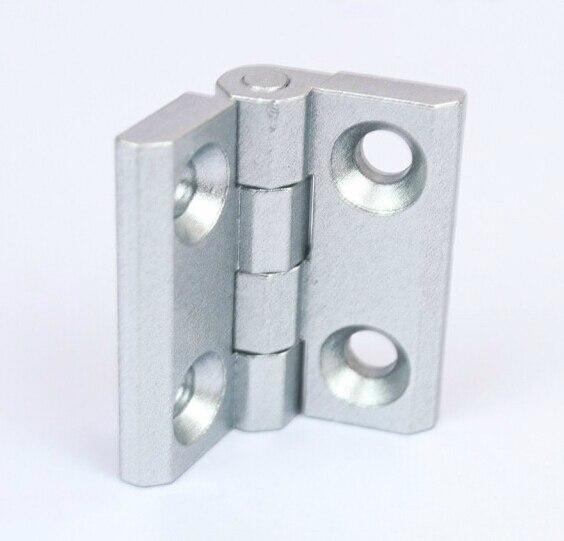 Aluminum Profile Accessories Hinges For 4040 Aluminum Profile