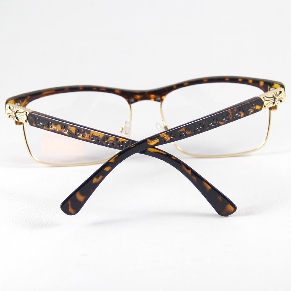 Decoration Eyewear Frames Eyebrows Design Eyeglasses Men\'s Plano ...