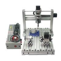 DIY CNC 3040 4axis CNC Router Engraving machine