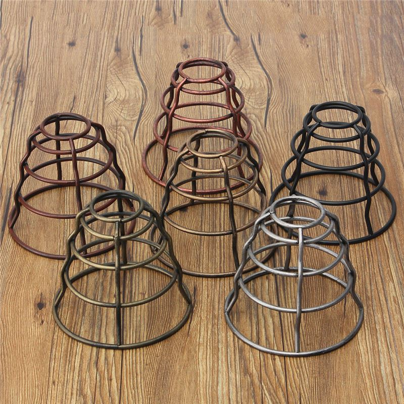 Lamp frames stunning lamp shade frames where to buy lampshade antique vintage industrial lamp cover ceiling hanging light fitting metal frame pendant lamp bulb cage guard with lamp frames beautiful lampshade greentooth Image collections