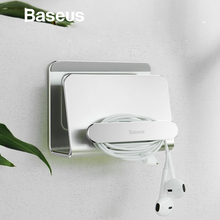 Baseus Metal Wall Mount Holder for iPhone Power bank Strong
