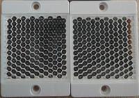 LEUZE espelho reflexão interruptor fotoelétrico Refletor TKS 50*50/TKS 40*60 marca original novo