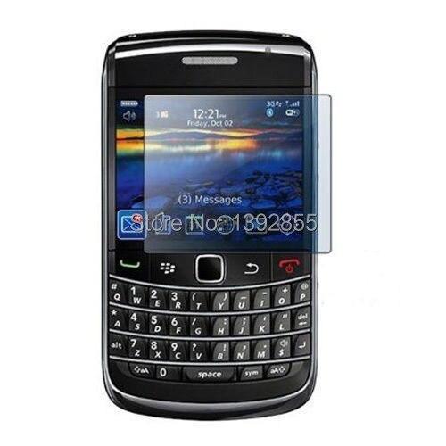5x MATTE Anti Glare Back Skin Protector For Blackberry 9700