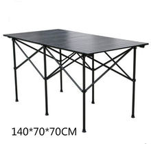 Высококачественный складной стол для отдыха на открытом воздухе