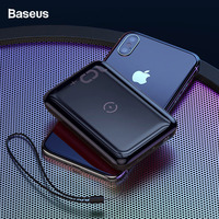Baseus Qi Wireless Charger Power Bank 10000mAh External Battery 10W Fast Wireless Charging Powerbank For iPhone Samsung Xiaomi