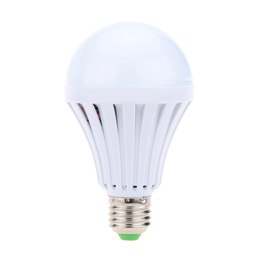 AC85-265V E27 5W 7W 9W 12W LED Smart Emergency Light Led Bulb Rechargeable Battery Lighting Lamp Intelligent Magical Bombillas
