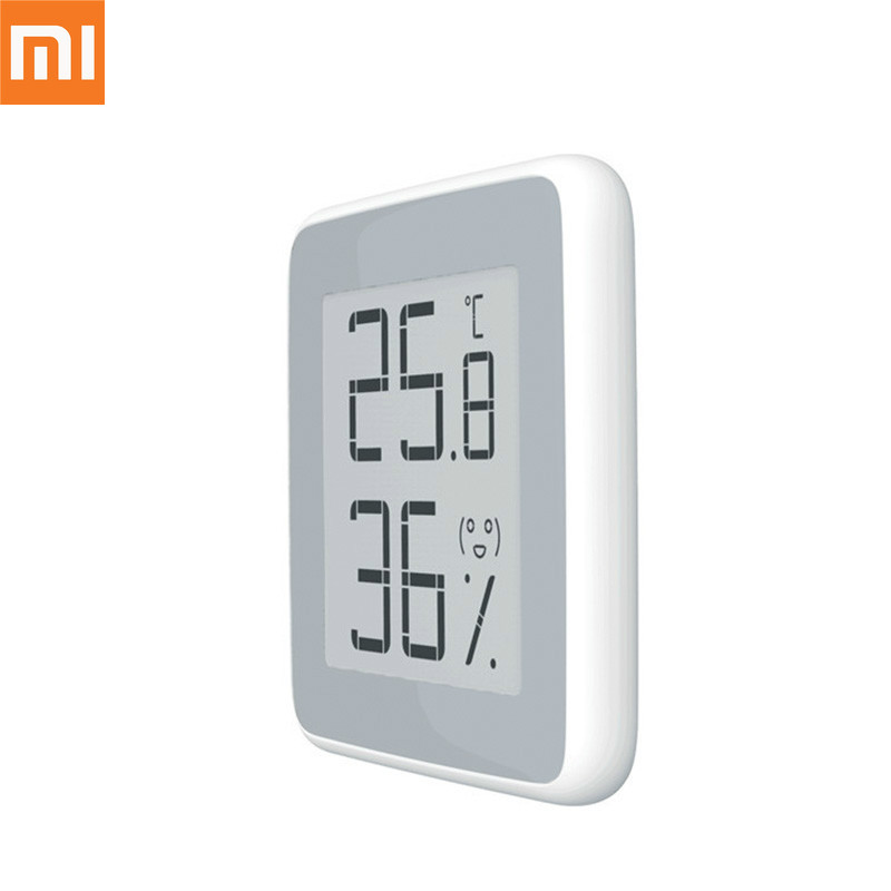 Xiaomi miaomiaoce Smart Thermometer Hygrometer Temperature Humidity Sensor with LCD Screen Digital E ink electronic ink